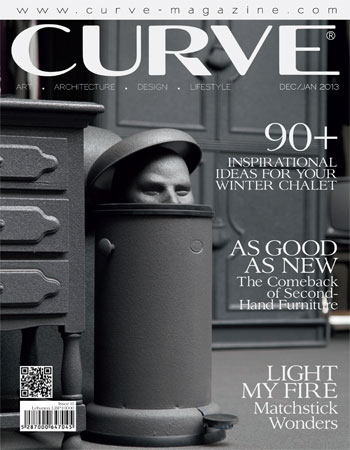 CURVE magazine cover Dec/Jan 2012-2013