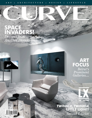 CURVE magazine cover December/January 2016