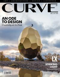CURVE magazine cover December/January 2018