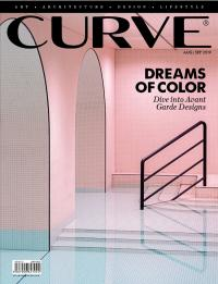 CURVE magazine cover August/September 2019